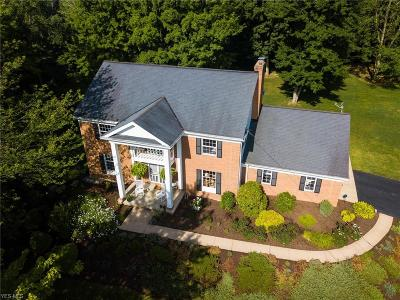 Geauga County Single Family Home For Sale: 17364 Old State Rd