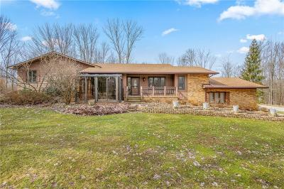 Geauga County Single Family Home For Sale: 11760 Stonegate Dr