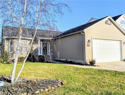 North Ridgeville Single Family Home For Sale: 38014 Pebble Lake Trl