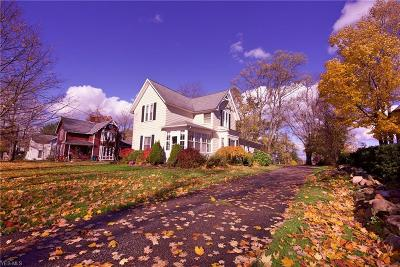 Geauga County Single Family Home For Sale: 13748 Spring St