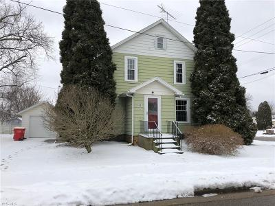 Single Family Home For Sale: 509 West Plain St