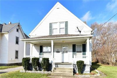 Lorain Single Family Home For Sale: 518 West 21st St