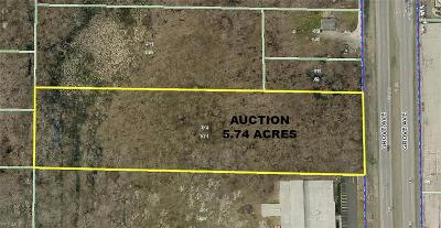 Lorain County Residential Lots & Land For Auction: Grove Ave