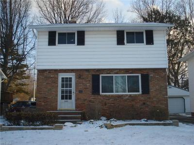 Wickliffe Single Family Home For Sale: 30908 Roosevelt Rd