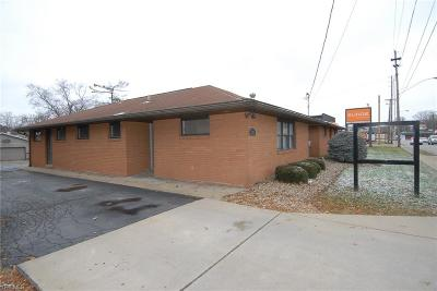 Muskingum County Commercial For Sale: 2447 Maple Ave