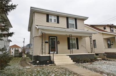 Zanesville Single Family Home For Sale: 625 St. Louis Ave