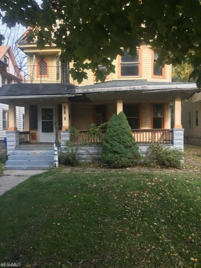 Cleveland Multi Family Home For Sale: 10115 Somerset Ave