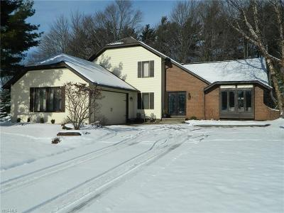 Brecksville Single Family Home For Sale: 4930 Sentinel Dr