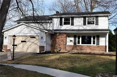 Berea Single Family Home For Sale: 473 Edgewood Cir