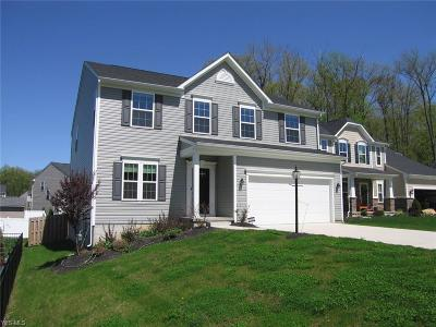 North Ridgeville Single Family Home For Sale: 8875 Fallen Timber Trl