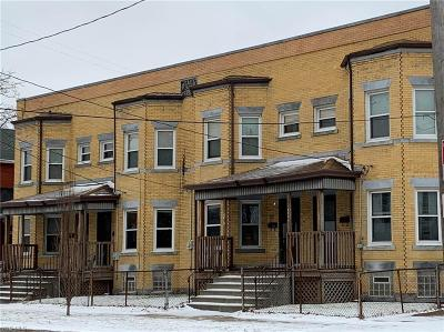 Cleveland Multi Family Home For Sale: 4821 Bridge Ave