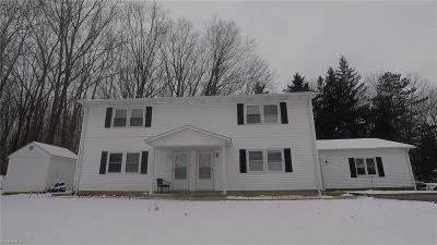 Lake County Multi Family Home For Sale: 10940 Prouty Rd #2