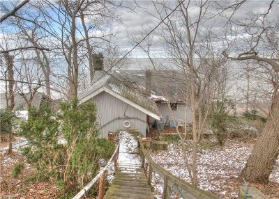 Mentor Single Family Home For Auction: 9101 Headlands Rd