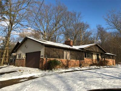 Brunswick Single Family Home For Sale: 1583 South Carpenter Rd