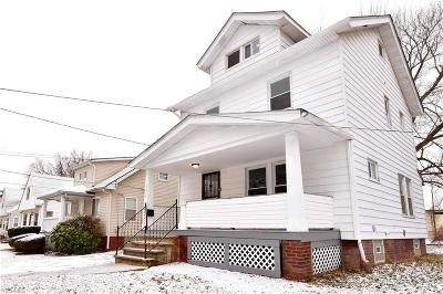Cleveland Single Family Home For Sale: 3454 West 137th St