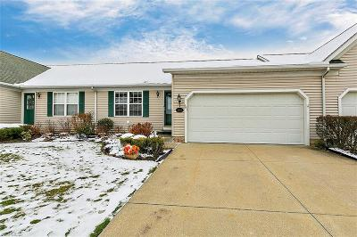 Lake County Condo/Townhouse For Sale: 5293 Queen Ann Way