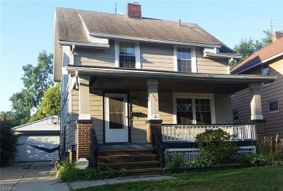 Cleveland Single Family Home For Sale: 1773 Saratoga Ave