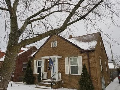 Cleveland Single Family Home For Sale: 4639 West 150 St