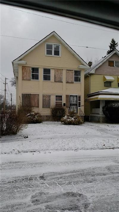 Cleveland Multi Family Home For Sale: 4312 East 126th St
