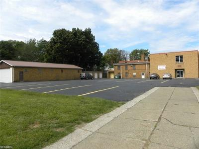 Conneaut Commercial For Sale: 480 State St