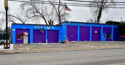 Muskingum County Commercial For Sale: 1356 Maysville Ave