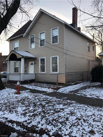 Cleveland Multi Family Home For Sale: 1982 West 50th St
