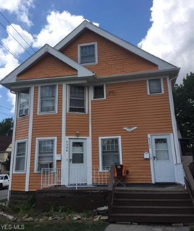 Cleveland Multi Family Home For Sale: 4326 West 30th St