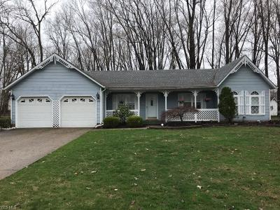 Lake County Single Family Home For Sale: 7760 Bar Harbour Ln