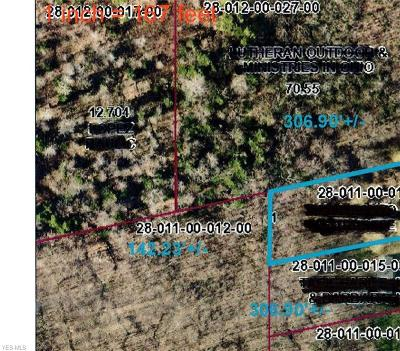 Ashtabula County Residential Lots & Land For Sale: 7611 Poore Rd