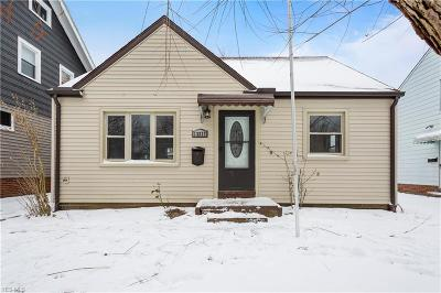 Cleveland Single Family Home For Sale: 13217 Saint James Ave