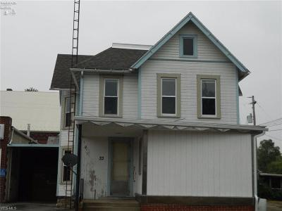 Huron County Multi Family Home For Sale: 33 North Hester St