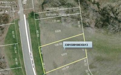 Huron County Residential Lots & Land For Sale: Valley Park Dr #7