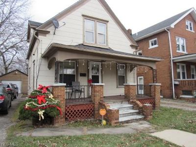 Lorain County Single Family Home For Sale: 3143 Elyria Ave