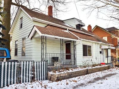 Single Family Home For Sale: 4109 Bailey Ave