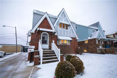 Parma Multi Family Home For Sale: 7202 Gilbert Ave