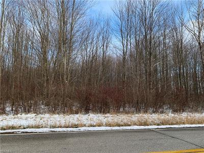 Lorain County Residential Lots & Land For Sale: V/L Reed Rd