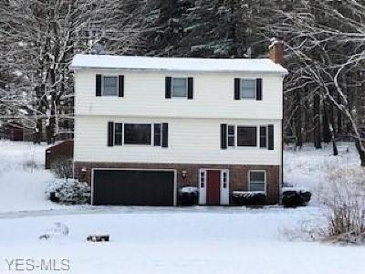 Single Family Home Sold: 3348 Summit Rd