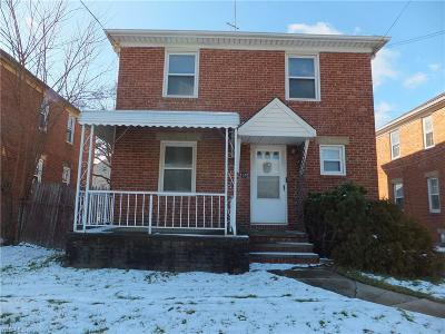 Cleveland Multi Family Home For Sale: 3670 West 117th St