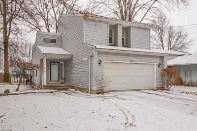 North Ridgeville Single Family Home For Sale: 5936 Albert