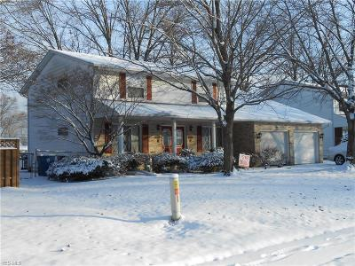 Lorain County Multi Family Home For Sale: 1328-1330 Redbud Pl