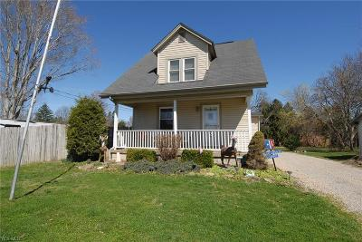 Muskingum County Single Family Home For Sale: 345 East Highland Dr