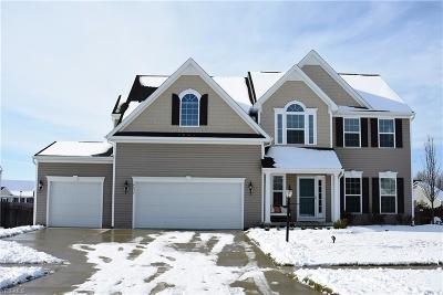 North Ridgeville Single Family Home For Sale: 8837 Hazelwood Run