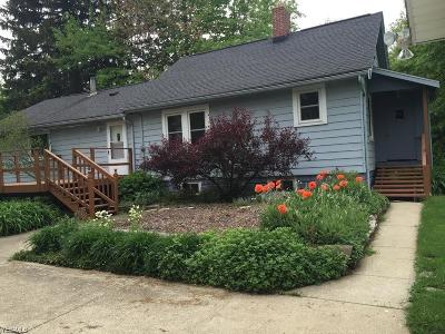 Brecksville, Broadview Heights Single Family Home For Sale: 9303 Snowville Rd
