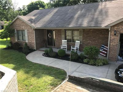 Little Hocking Single Family Home For Sale: 195 North Bruce St