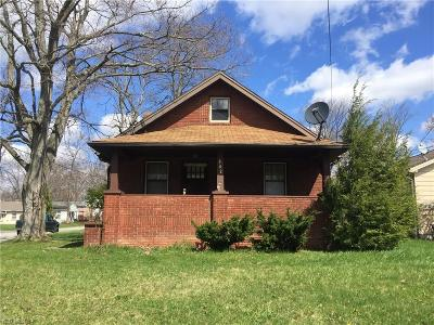 Boardman Single Family Home For Sale: 262 Shields Rd