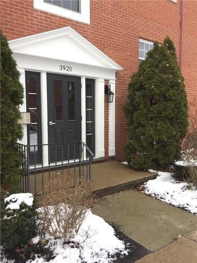 North Olmsted Condo/Townhouse For Sale: 3920 Brendan Ln #H603