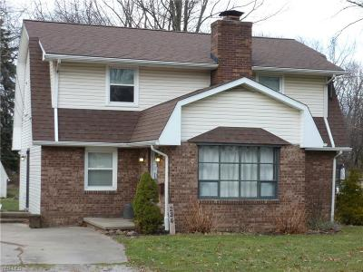Medina County Single Family Home For Sale: 224 West Good Ave