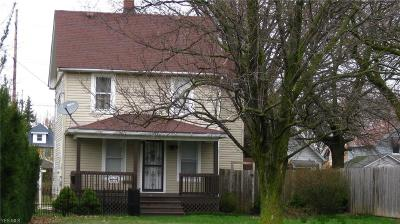 Lorain Multi Family Home For Sale: 838 West 21st St