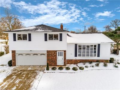 Seven Hills Single Family Home For Sale: 5715 Beacon Hill