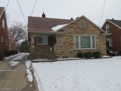 Cleveland Single Family Home For Sale: 4975 East 71st St